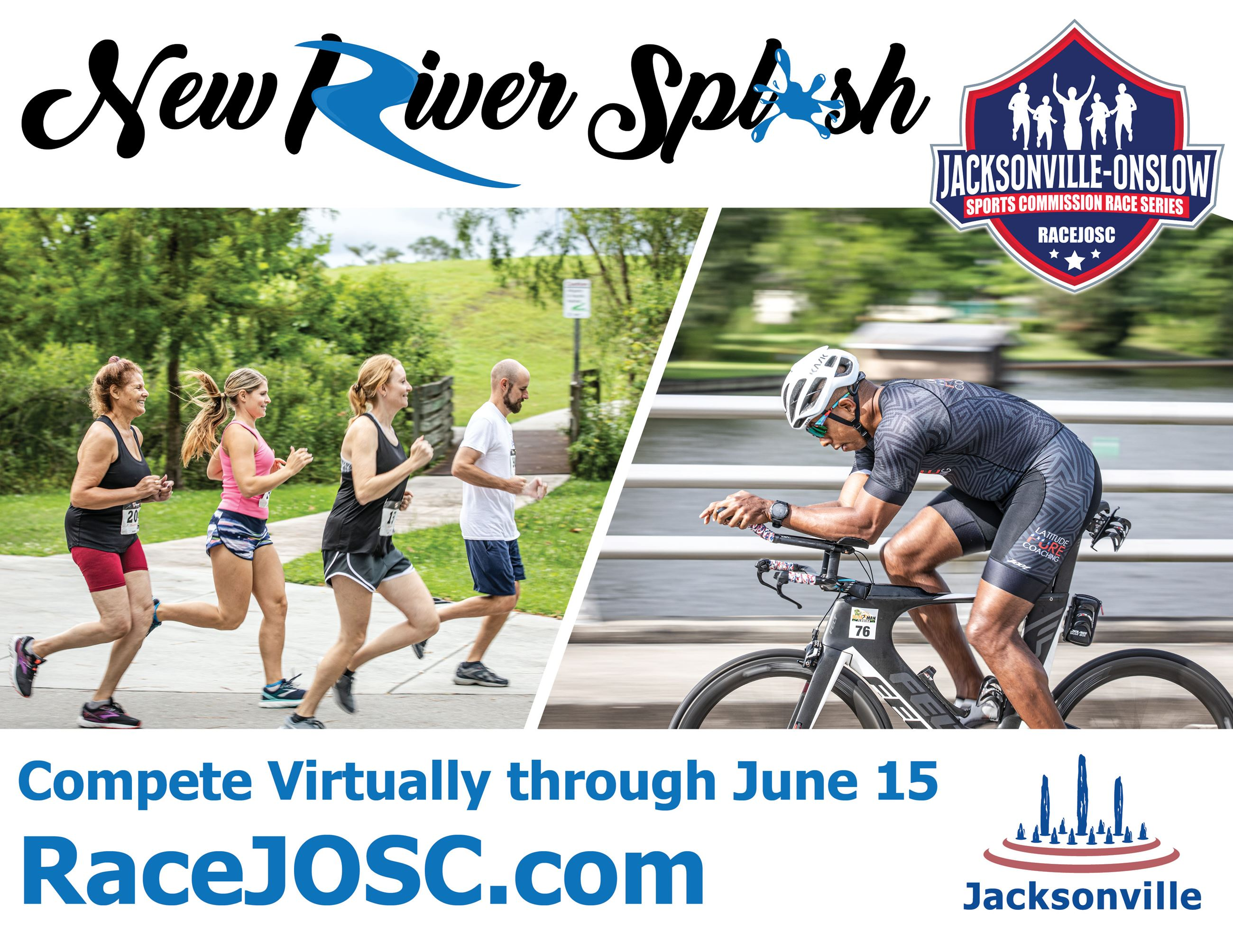 New River Splash Virtual Competition